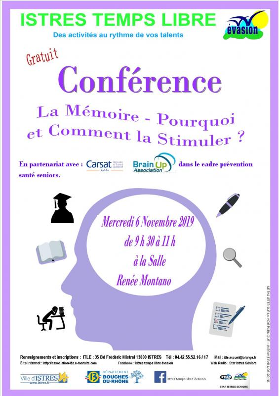 Reunion d information memoire
